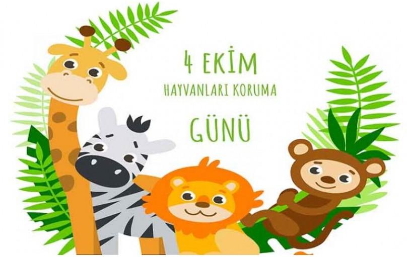 4 Ekim Hayvanları Koruma Günü Önemi