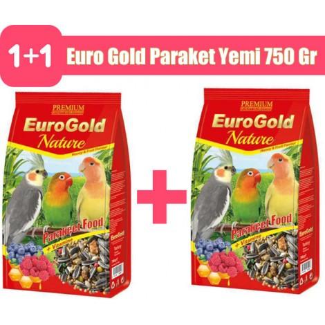 Euro Gold Paraket Yemi 750 Gr 2 adet