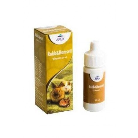 Apex Tavşan Ve Hamster Vitamini 20 ml