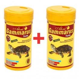 Ahm Gammarus Kamplumbağa Yemi 250 ml 2 adet