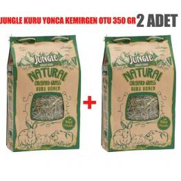 Jungle Kuru Yonca Kemirgen Otu 350 Gr 2 ADET