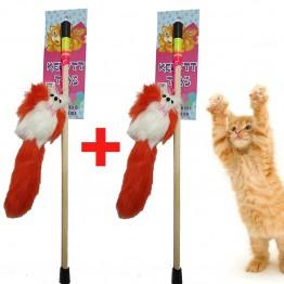 Happy Paws Kedi Oltası 35 Cm 2 adet