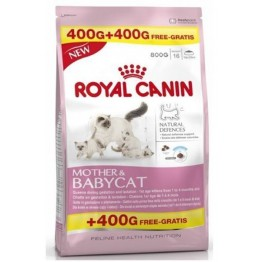 Royal Canin Mother Baby Cat 34 Anne Ve Yavru Kedi Mamasi 400 + 400 Gr Hediyeli