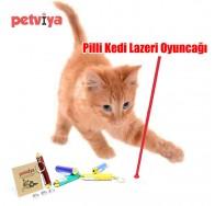 Petviya Pilli Kedi Lazer Oyuncak