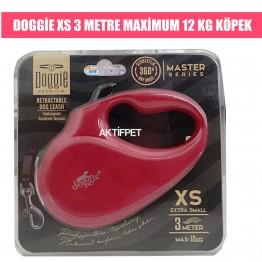 Doggie Premium Xs Otomatik Tasma 3 M / 12 Kg