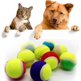 Tenis Topu Köpek Oyuncağı 6 Cm 3 adet