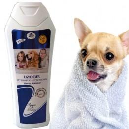 Apex  Köpekler için Lavanta Özlü Şampuan 400 Ml