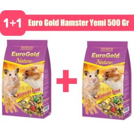 Euro Gold Hamster Yemi 500 Gr 2 ADET