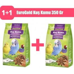 EuroGold Kuş Kumu 350 Gr 2 adet