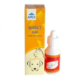 Apex Kedi köpek Kulak Temizleme Losyonu 50 ML