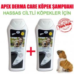 Apex  Hassas Ciltli Köpekler için Lavantalı Şampuan 400 Ml 2 adet