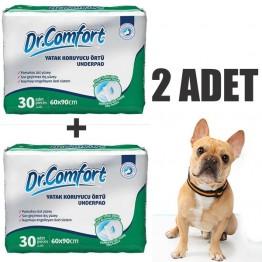 Dr.Comfort Süper Emici Çiş Pedi 60X90 Cm 30 Adet 2'Li Paket