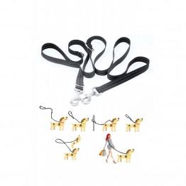 Petviya Çok Amaçlı Köpek Gezdirme Tasması/Kayışı 6 Ayrı Kullanım