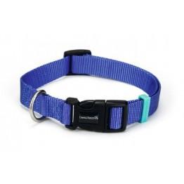 Beeztees Köpek Boyun Tasması Mavi 48-70cm x 25mm