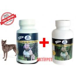 Apex Köpek Kas ve Kemik Gelişimi Protein Tozu 150 Gr 2 ADET