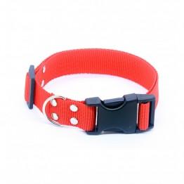 Petviya Ayarlanabilir Köpek Boyun Tasması 33-54 Cm Kırmızı
