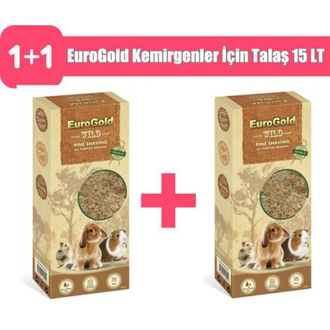 EuroGold Kemirgenler İçin Talaş 15 LT 2 adet