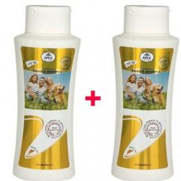 Apex Köpekler için Buğday Özlü  Şampuan 400 Ml 2 ADET