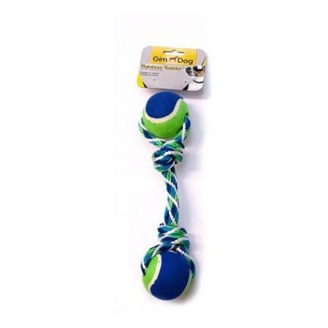 Gimdog Köpek Oyuncağı Toplu Diş İpi 30 cm