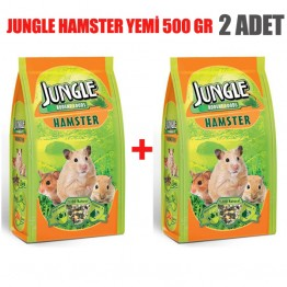 Jungle Hamster Yemi 500 Gr 2 ADET