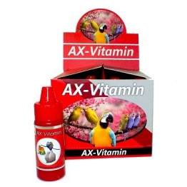 Apex Ax Vitamin - Tüm Kafes Kuşları İçin