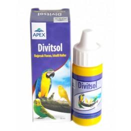 Apex Divitsol(Bağısak Florası İshal)