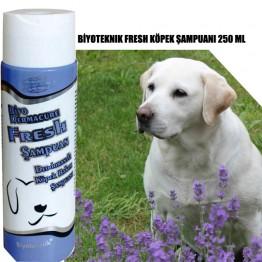 Biyoteknik Fresh Köpek Şampuanı 250 ml