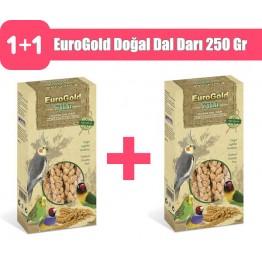 EuroGold Doğal Dal Darı 250 Gr 2 adet