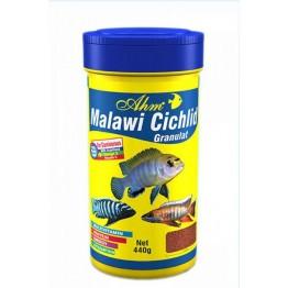 Ahm Malawi Cichlid Granulat Etçil Balık Yemi 250 ml