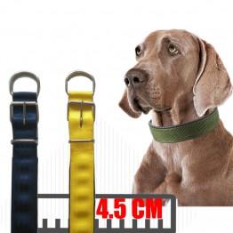 Yumuşak Dokulu Köpek Boyun Tasması 4.5 mm