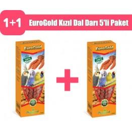 EuroGold Kızıl Dal Darı 5'li Paket 2 adet