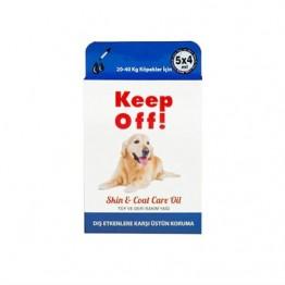 Keep Off Küçük Köpek 20-40 kg Ense Damlası