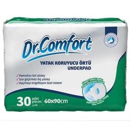 Dr.Comfort Süper Emici Çiş Pedi 60X90 Cm 30 Adet