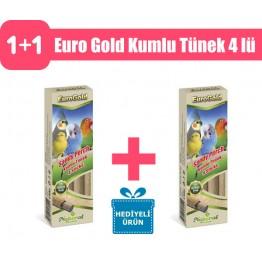 Euro Gold Kumlu Tünek 4 lü 2 adet