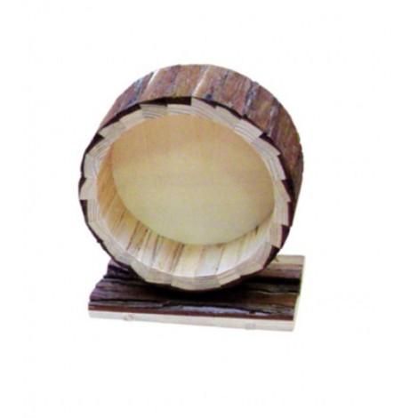 Nobby Woodland Wooden Wheel Doğal Ağaçtan Yapılmış Koşu Çarkı 17 cm