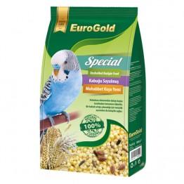 EuroGold Kabuksuz Muhabbet Kuş Yemi 500 Gr