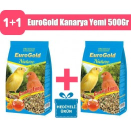 EuroGold Kanarya Yemi 500Gr 2 adet