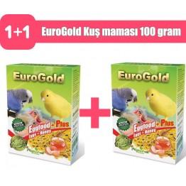 EuroGold Kuş maması 100 gram 2 adet