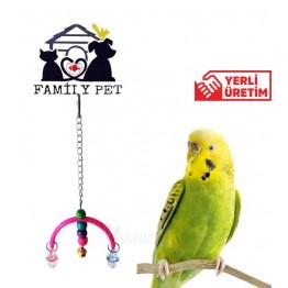 Familypet Kuşlar için Terazi Oyuncak