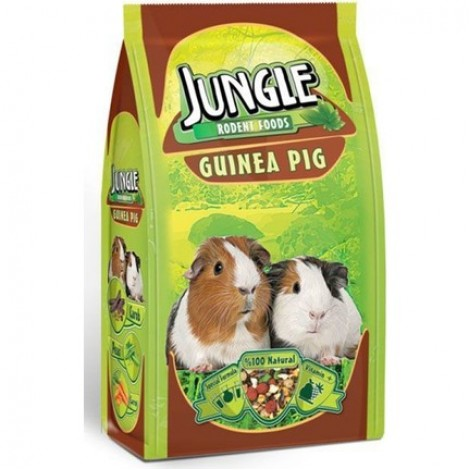Jungle Vitaminli Ginepig Yemi 500 Gr