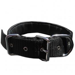 Köpek Boyun Tasması  Siyah 4 mm 70 cm