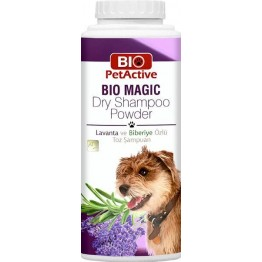 Pet Active Bio Magic  Köpek Kuru Toz Şampuan 150 Gr