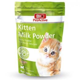 Pet Active Kitten Milk Powder Yavru Kedi Süt Tozu 200 Gr